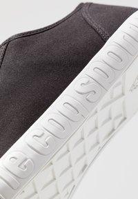le coq sportif - NATIONALE SPORT - Zapatillas - black - 5