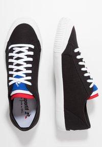 le coq sportif - NATIONALE SPORT - Zapatillas - black - 1