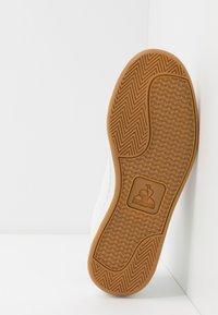 le coq sportif - COURT CLAY BOLD - Zapatillas - optical white/dress blue - 4