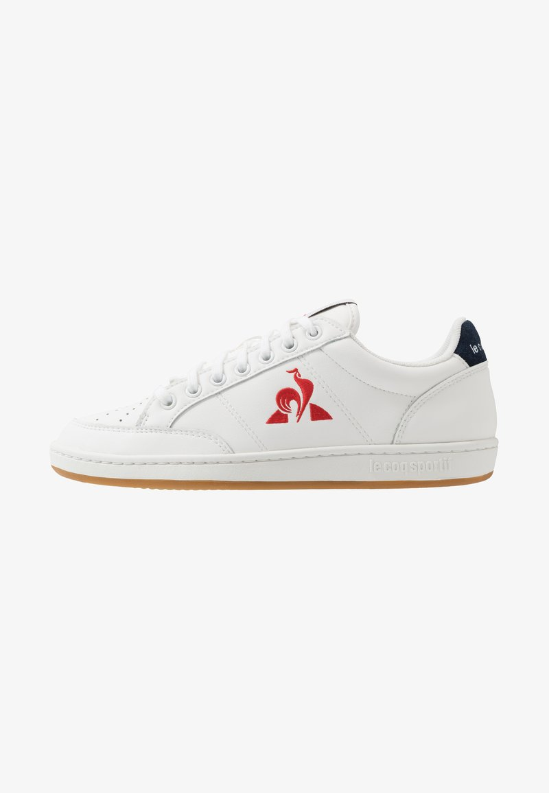 le coq sportif - COURT CLAY BOLD - Sneakers - optical white/dress blue