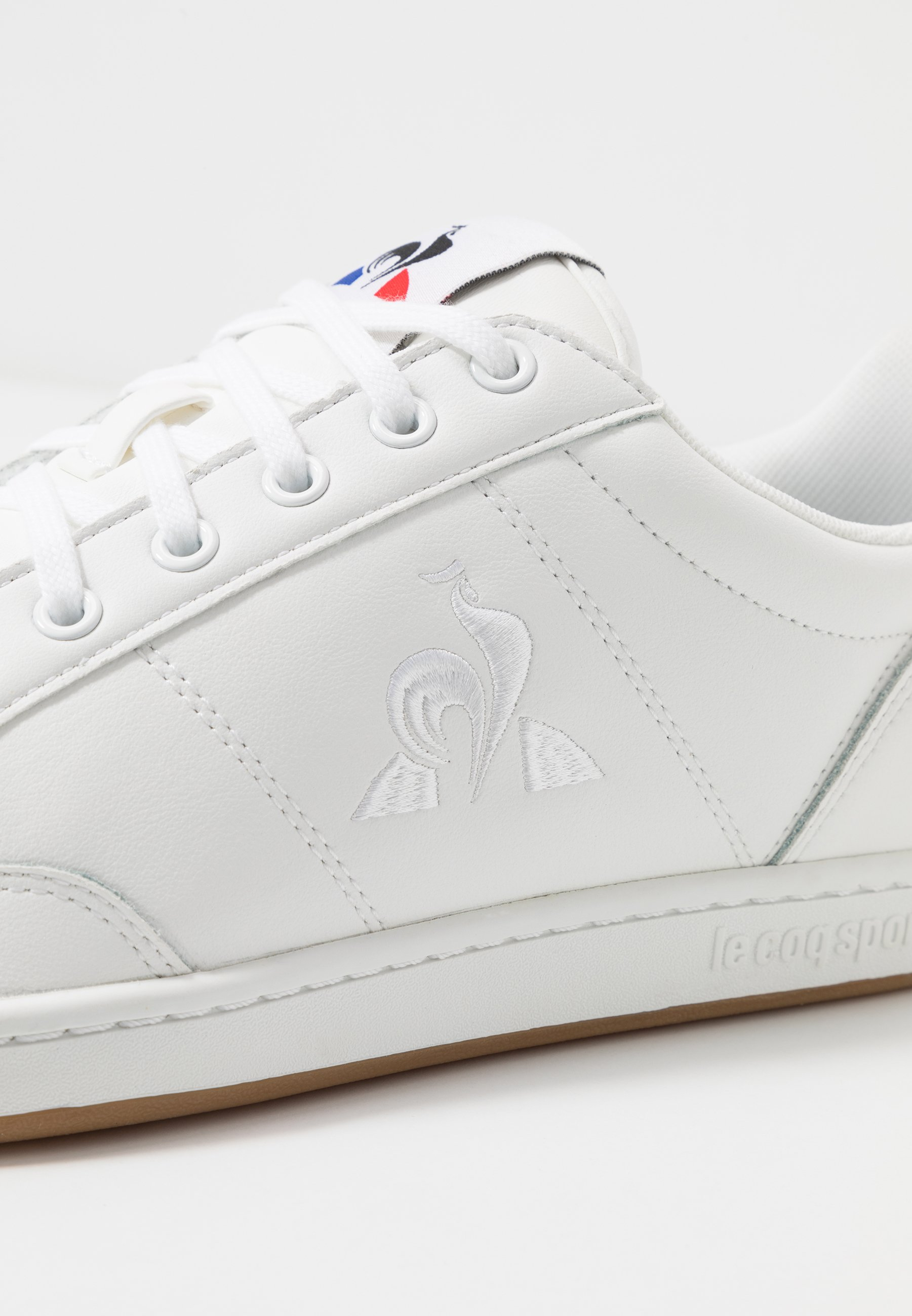Le Coq Sportif Court Clay Bold - Trainers Optical White