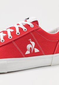 le coq sportif - VERDON PLUS - Zapatillas - pure red - 5