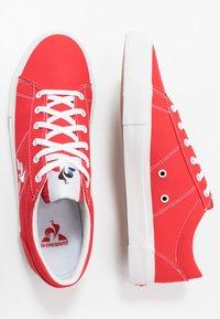 le coq sportif - VERDON PLUS - Zapatillas - pure red - 1