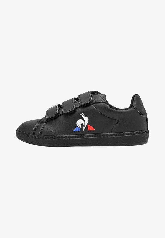 COURTSET INF  - Sneakers laag - black