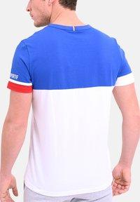 le coq sportif - T-shirt print - cobalt blue - 2