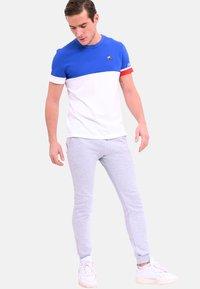 le coq sportif - T-shirt print - cobalt blue - 1