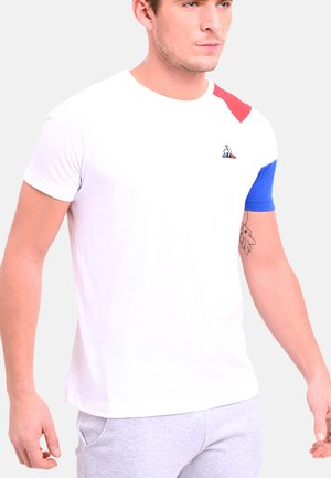 T-shirt print - cobalt blue