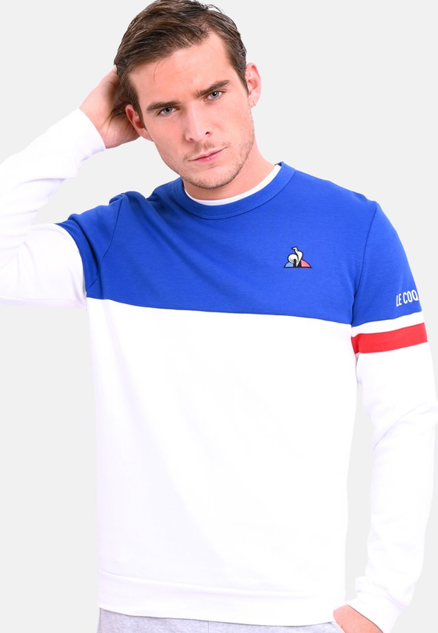 ROUND NECK - Sweatshirt - cobalt blue