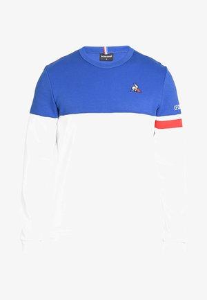 ROUND NECK - Sweatshirt - cobalt blue
