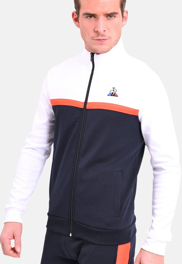 ESS SAISON - veste en sweat zippée - orange