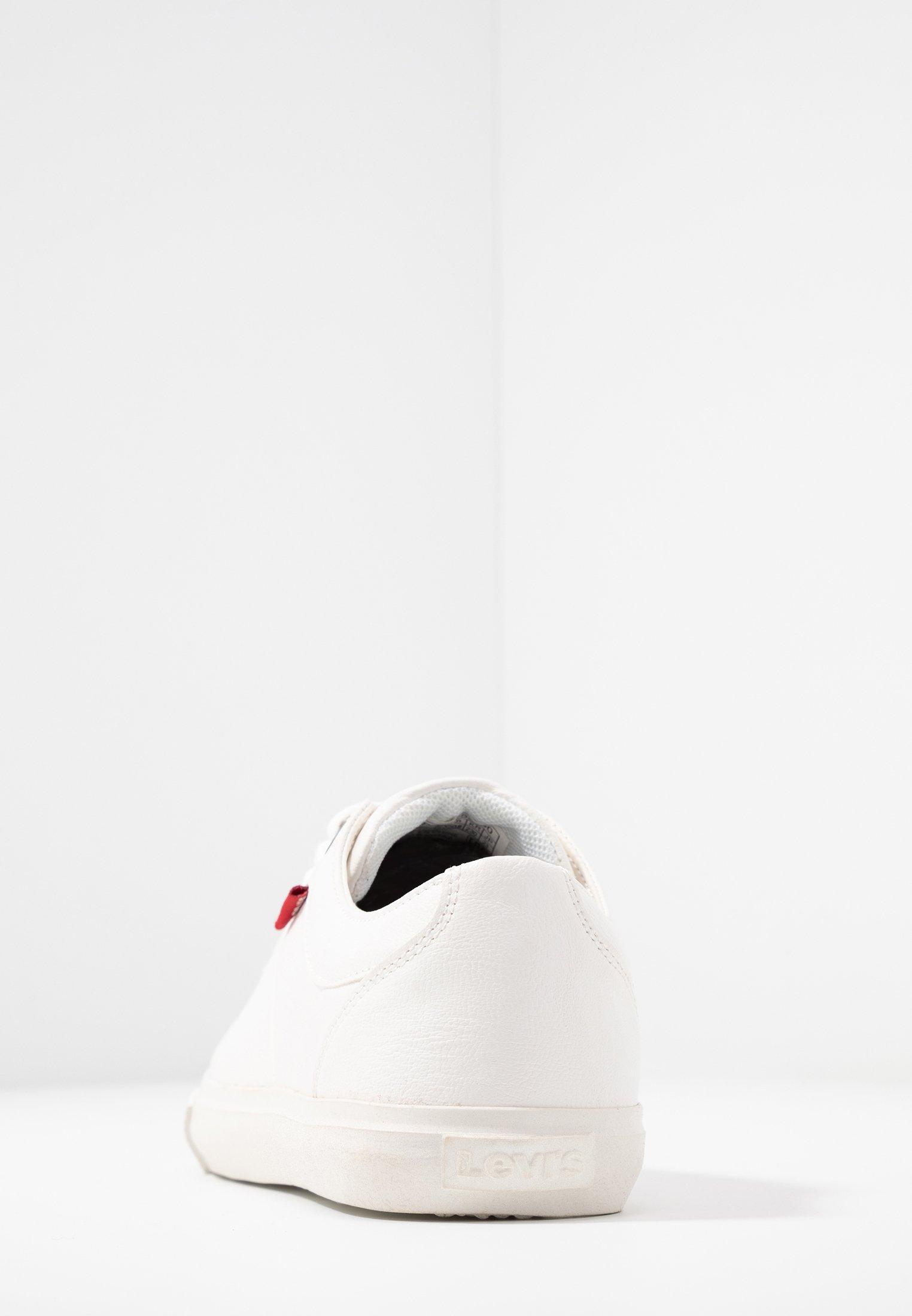Levi's® Woods - Sneakers Brilliant White