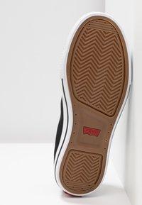 Levi's® - STAN BUCK LADY - Sneakers - regular black - 6