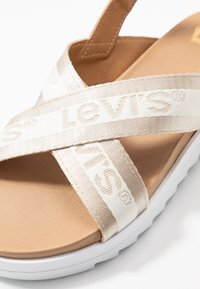Levi's® - PERSIA - Sandals - regular white - 2