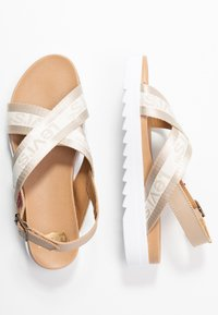 Levi's® - PERSIA - Sandals - regular white - 3