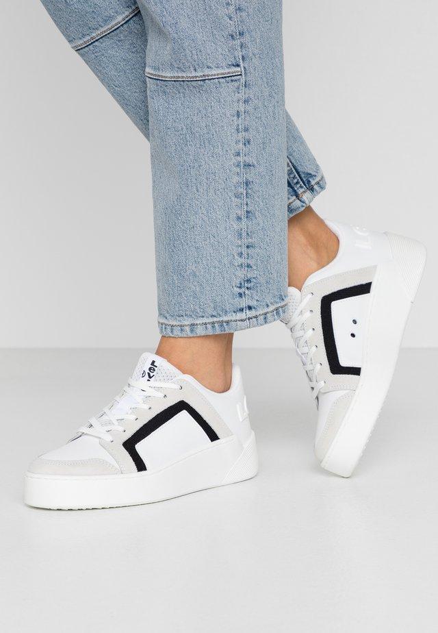 MULLET  - Sneaker low - regular white