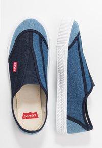 Levi's® - MALIBU  - Mocasines - navy blue - 3