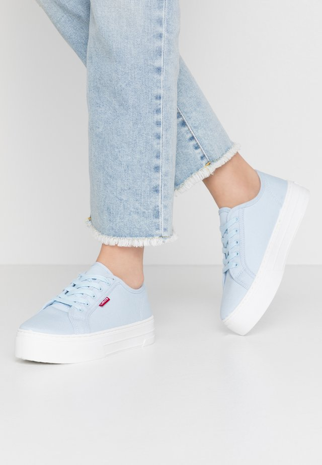 TIJUANA - Trainers - light blue