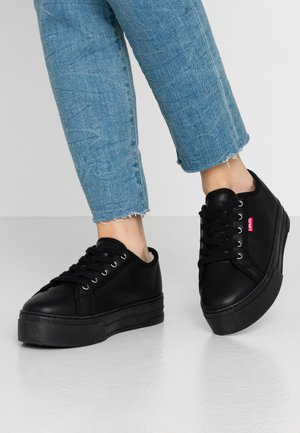 TIJUANA - Sneakers basse - regular black