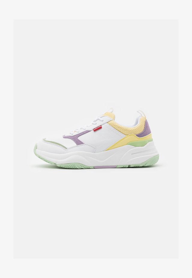 WEST - Sneakers - regular white