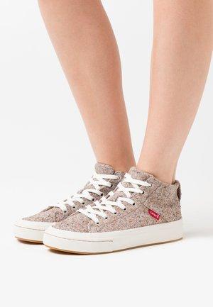 SHERWOOD  - Sneaker high - beige