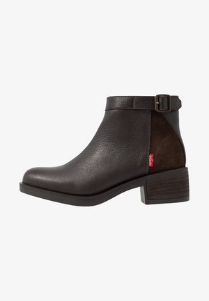MEISS - Ankle boot - dark brown