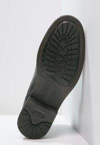 Levi's® - EMERSON  - Bottines à lacets - regular black - 4