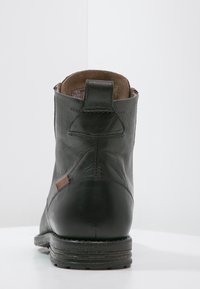 Levi's® - EMERSON  - Bottines à lacets - regular black - 3