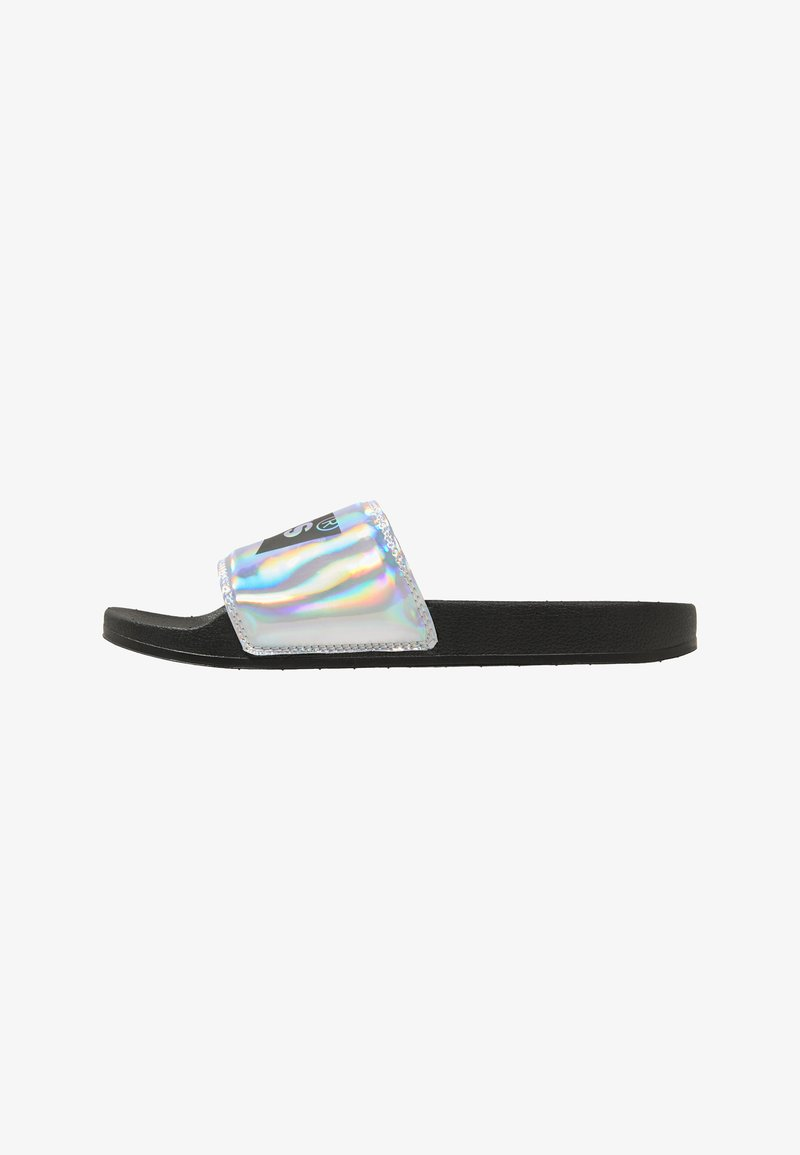 Levi's® - JUNE BATWING - Pool slides - regular black