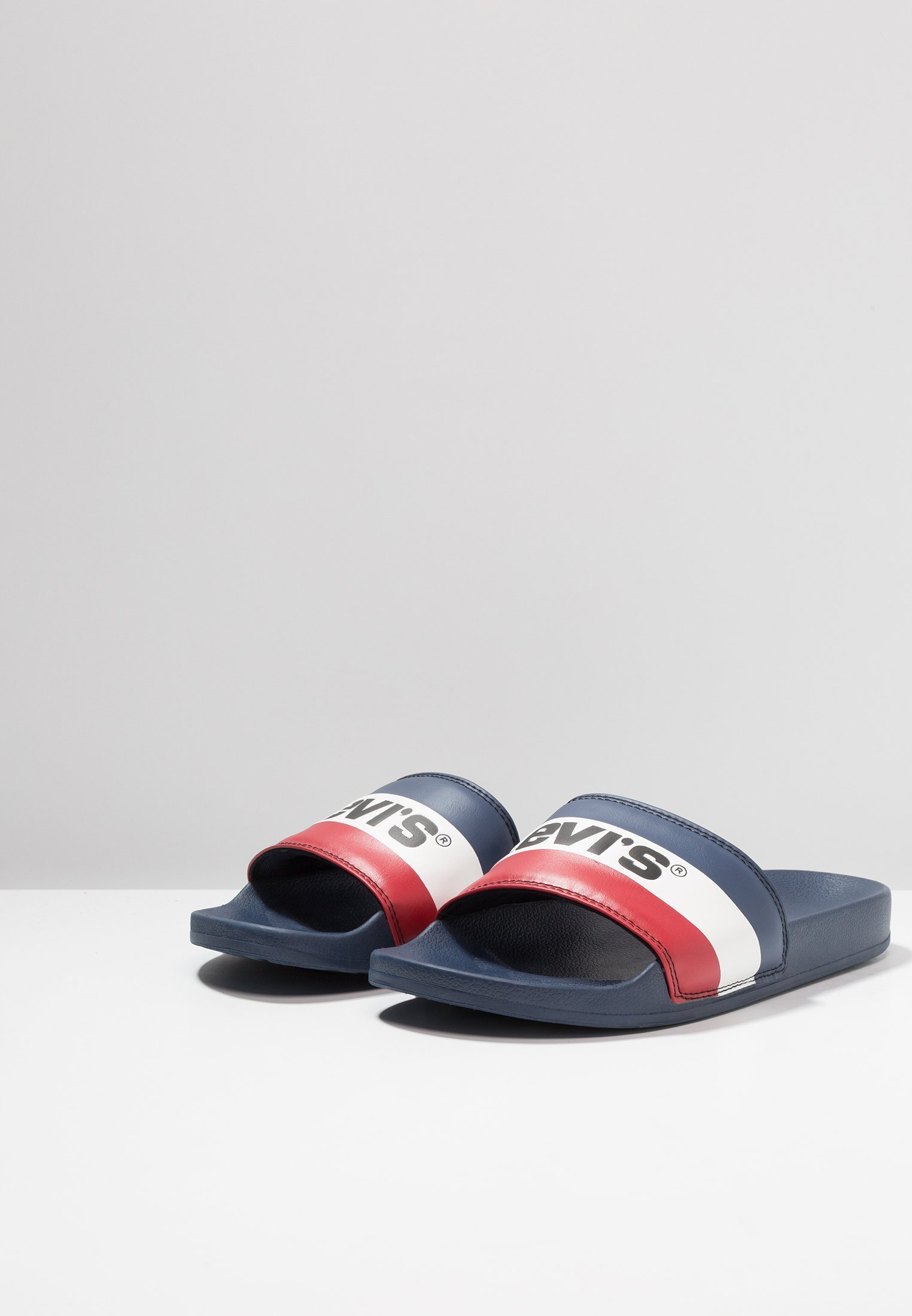 Levi's® Levi's® Royal June Royal June SportswearMules Blue SportswearMules Igyv76Yfmb