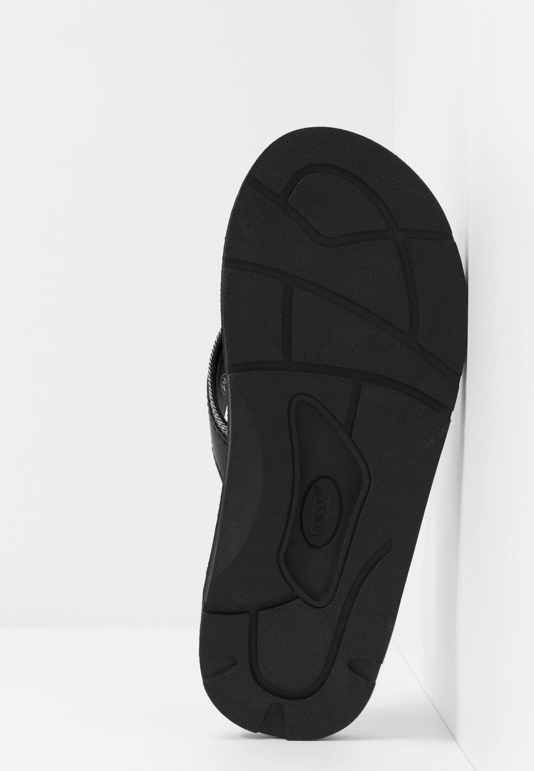 Levi's® Jurupa - Tongs Regular Black