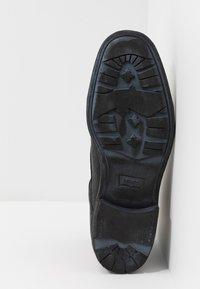 Levi's® - FOWLER - Bottines à lacets - regular black - 4
