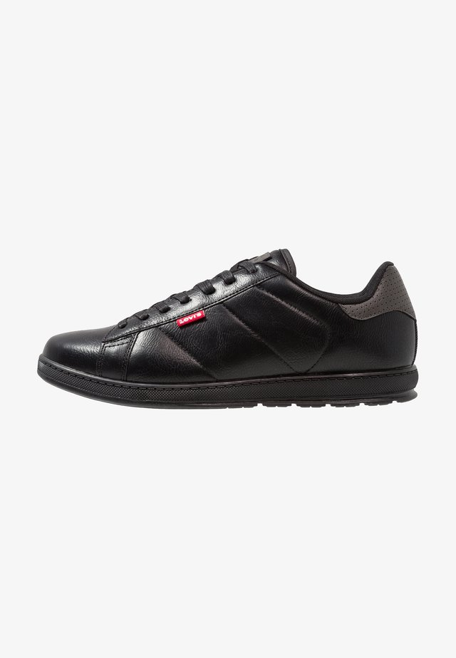 DECLAN MILLSTONE - Sneakers - brillant black