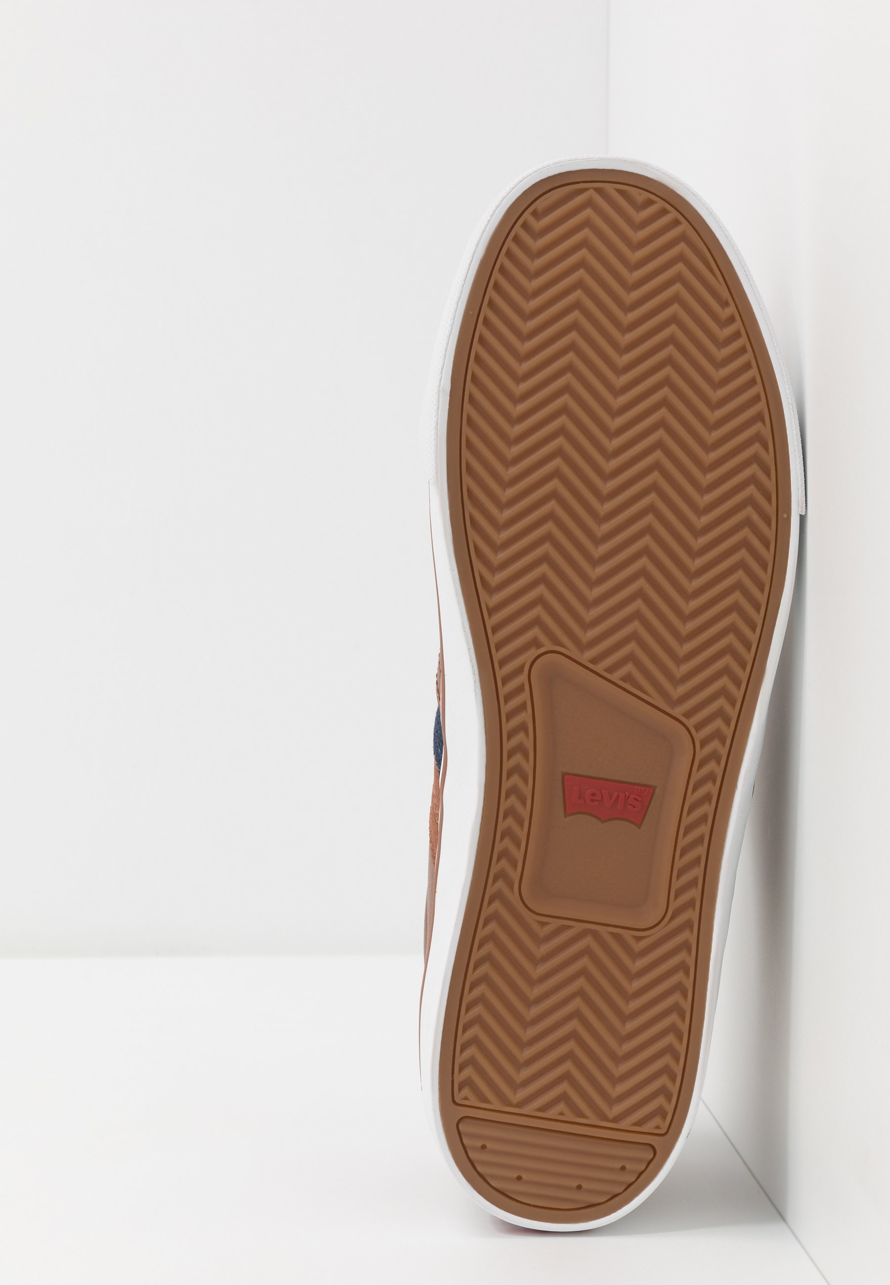 Levi's® TURNER - Sneakersy niskie - brown