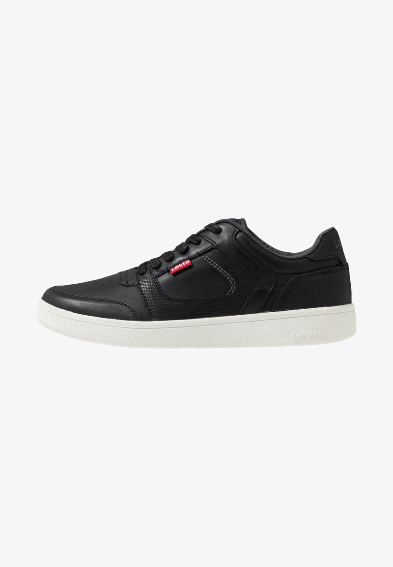 Levi's® - WISHON - Matalavartiset tennarit - regular black