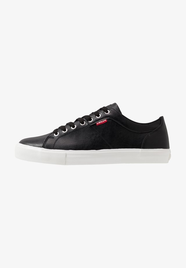 WOODWARD - Zapatillas - regular black