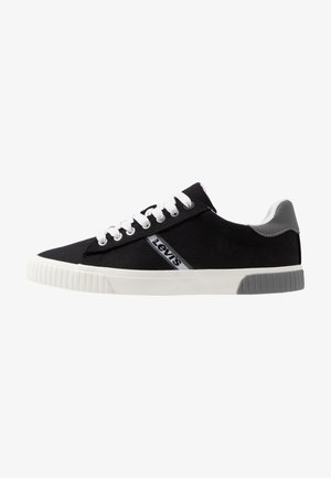 SKINNER - Trainers - regular black