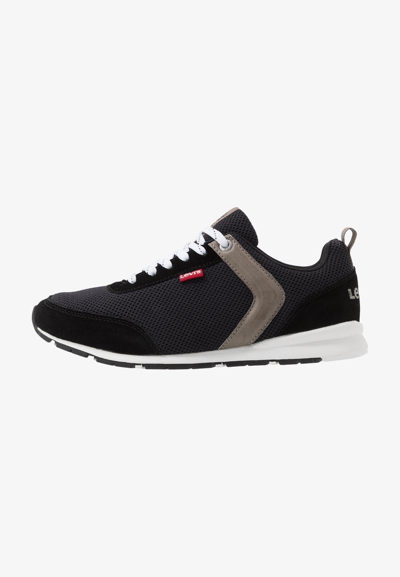 Levi's® - ALMAYER  - Sneakersy niskie - regular black