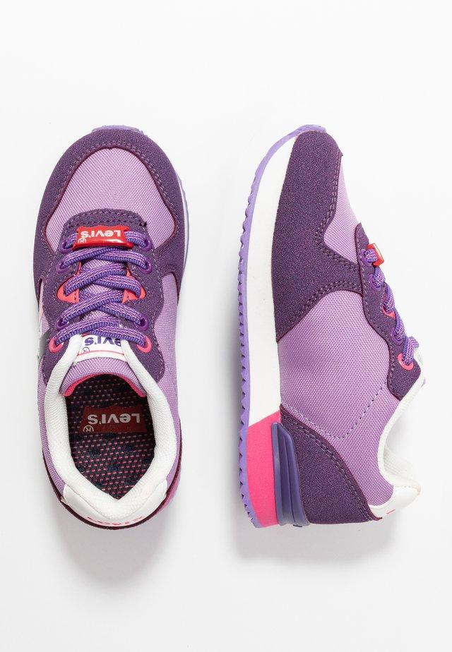 SPRINGFIELD - Slip-ins - purple/pink
