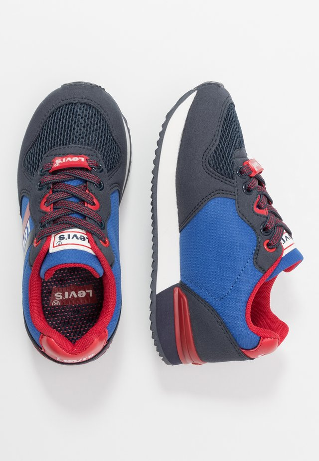 SPRINGFIELD - Instappers - navy/red/blu