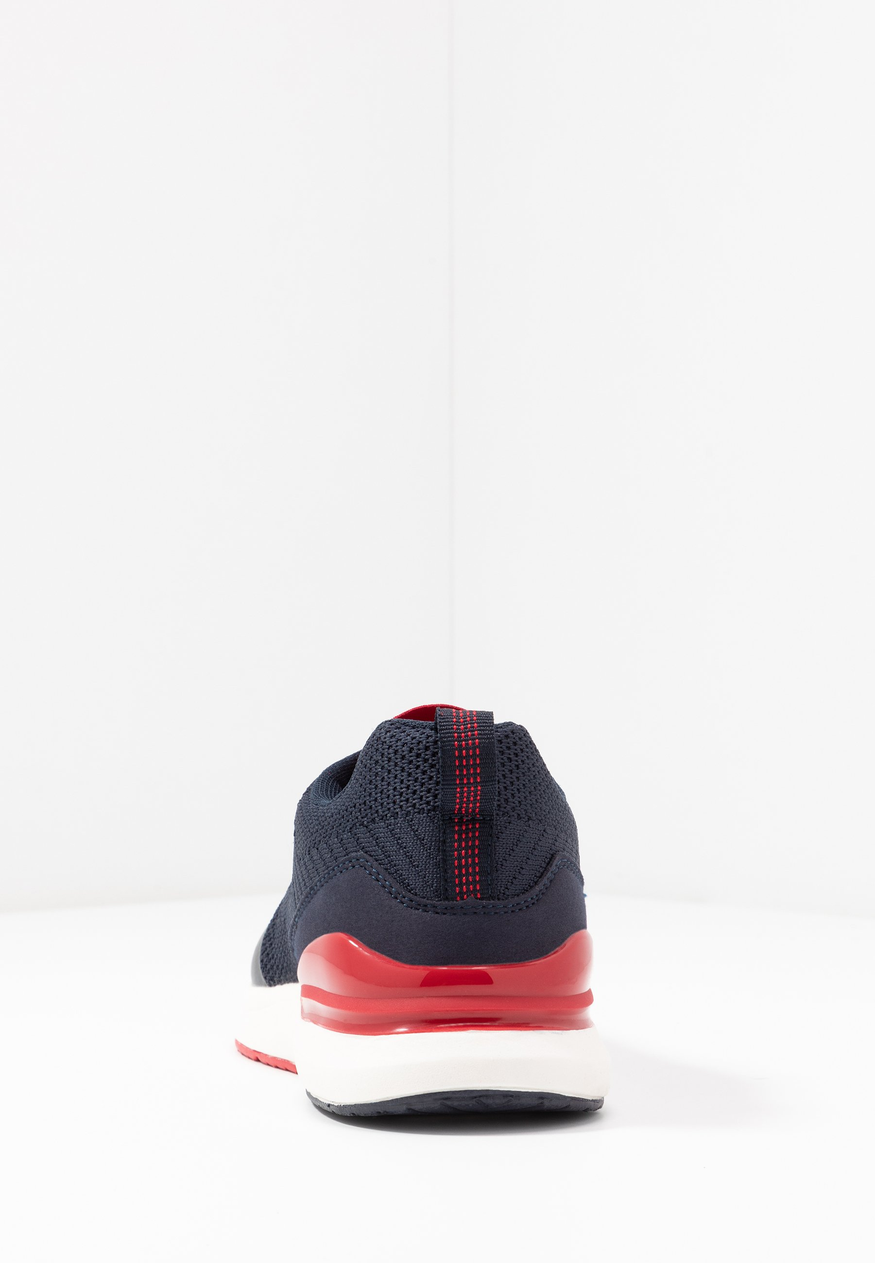 Levi's® FUSION - Sneakersy niskie - red/navy