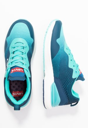 FUSION - Sneakers basse - green/navy