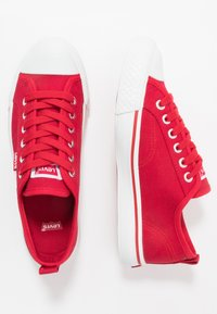 Levi's® - MAUI - Trainers - red - 1