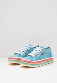 Levi's® - PEARL - Zapatillas - blu - 3