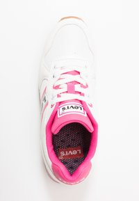 Levi's® - HOLLYWOOD  - Baskets basses - white/pink - 1