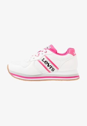 HOLLYWOOD  - Sneakers laag - white/pink