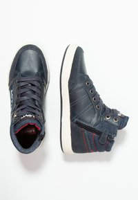 Levi's® - MADISON MID - High-top trainers - navy - 0