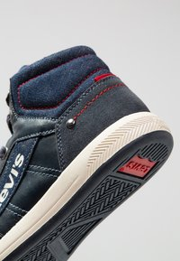Levi's® - MADISON MID - High-top trainers - navy - 2