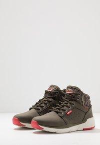 Levi's® - NEW ASPEN MID - Sneakers high - khaki - 3