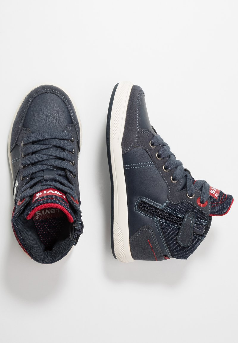 Levi's® - NEW MADISON MID - High-top trainers - navy