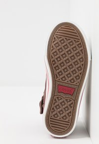Levi's® - NEW YORK - High-top trainers - brown - 5